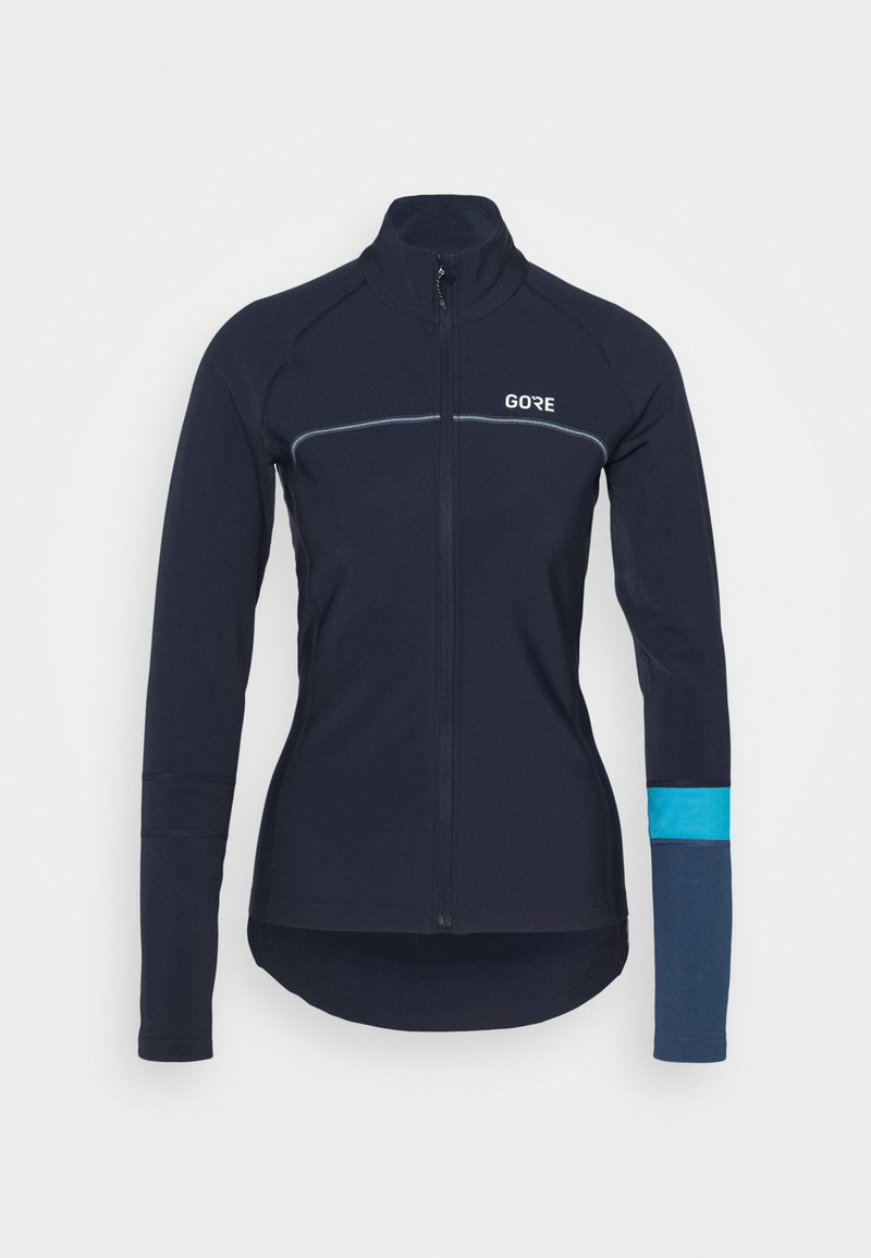 Gore Wear - THERMO  - Trainingsjacke - orbit blue/deep water blue