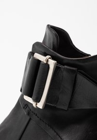 A.S.98 - Cowboy/biker ankle boot - nero - 2