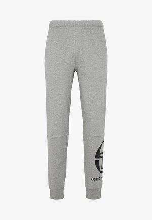 CHALMERS PANTS - Tracksuit bottoms - grey melange/navy