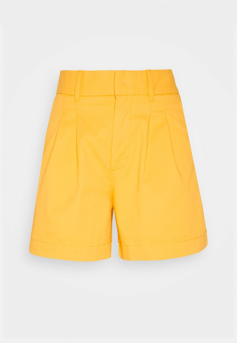 GAP - PLEATED - Shorts - kayak