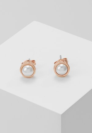SINAA - Earrings - rosé gold-coloured