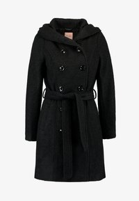 Anna Field Petite - Short coat - black - 4