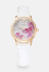 Guess - WATER COLOR - Orologio - white - 0