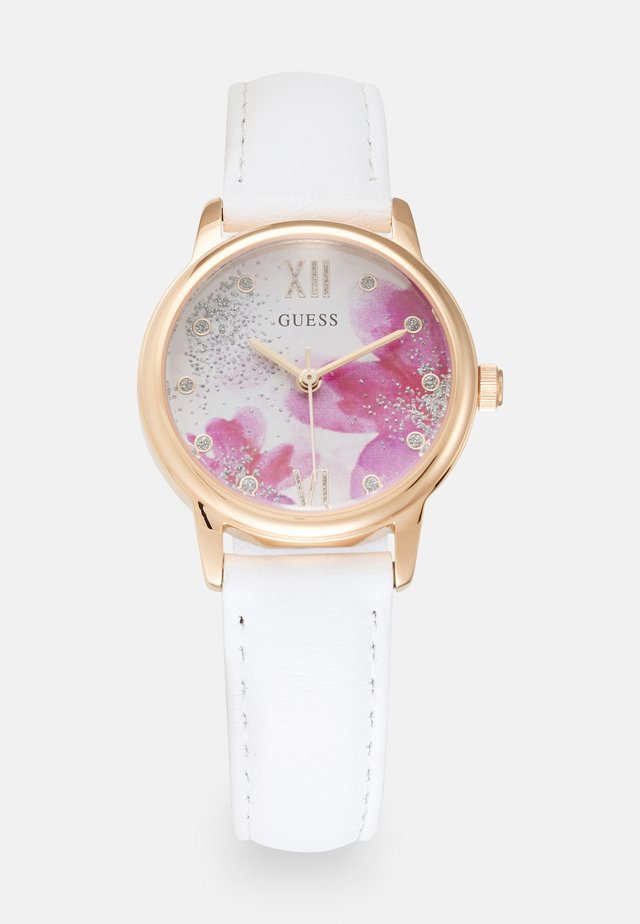 WATER COLOR - Uhr - white