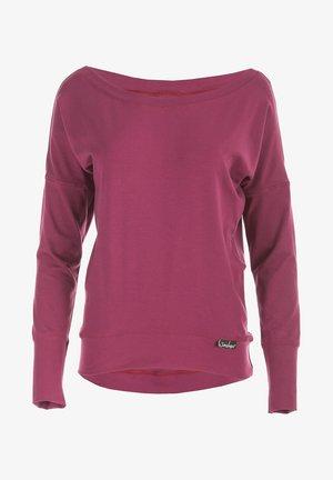 LONGSLEEVE - Sweatshirt - berry love