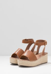 New Look Wide Fit - WIDE FIT POPPINS - Espadrilky - tan - 4