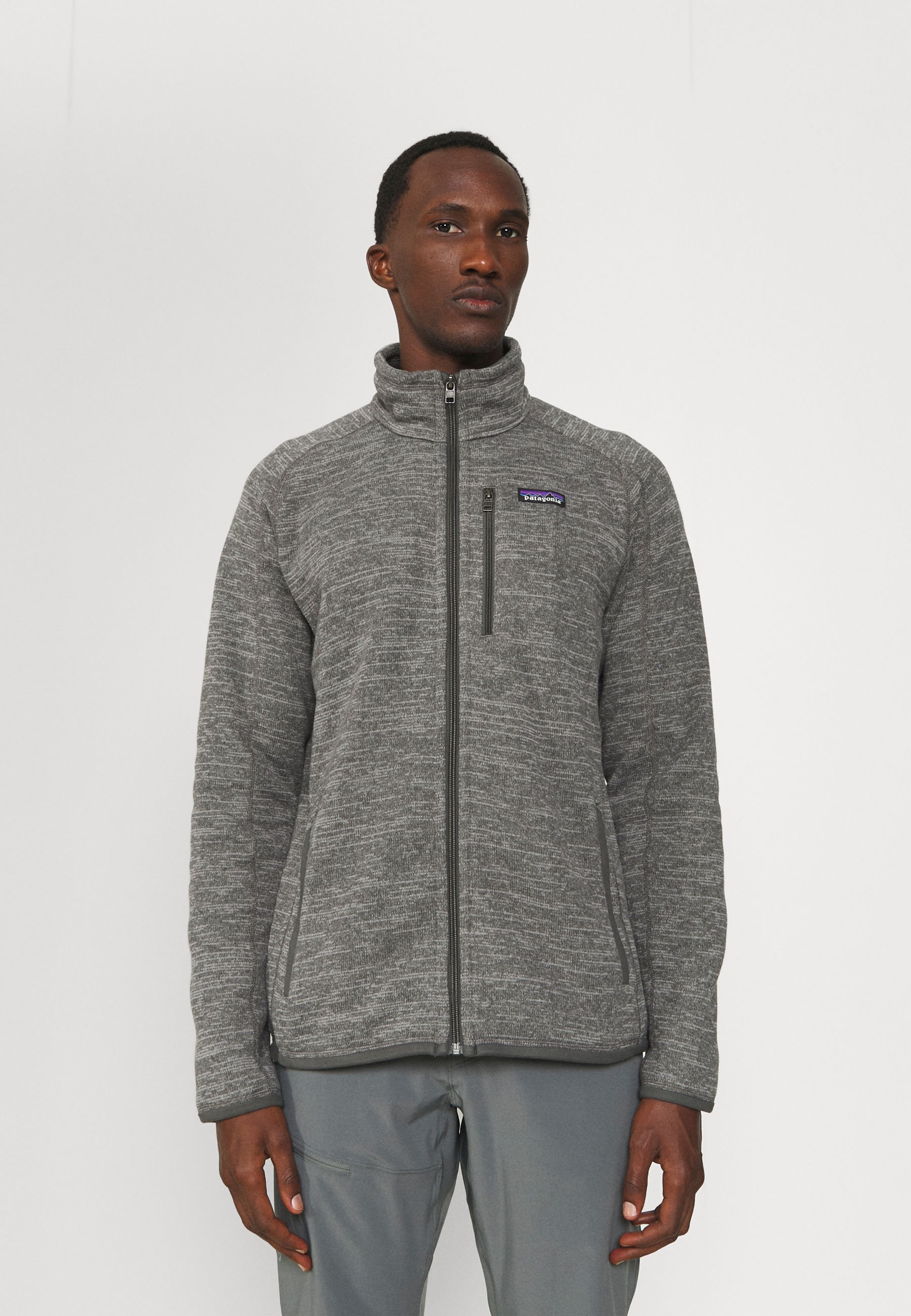 Uomo BETTER SWEATER - Giacca in pile