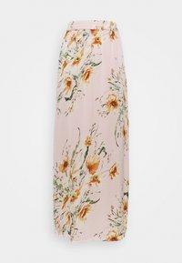 VIRUA ZANNE MAXI SKIRT - Maxi skirt - light pink