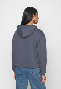 Pieces - PCCHILLI HOODIE - Hoodie - ombre blue - 2