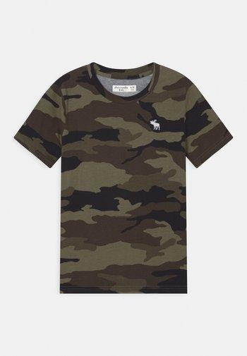 FASH - T-Shirt print - khaki