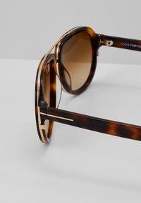 Tom Ford - Sunglasses - havana/gradient brown - 4