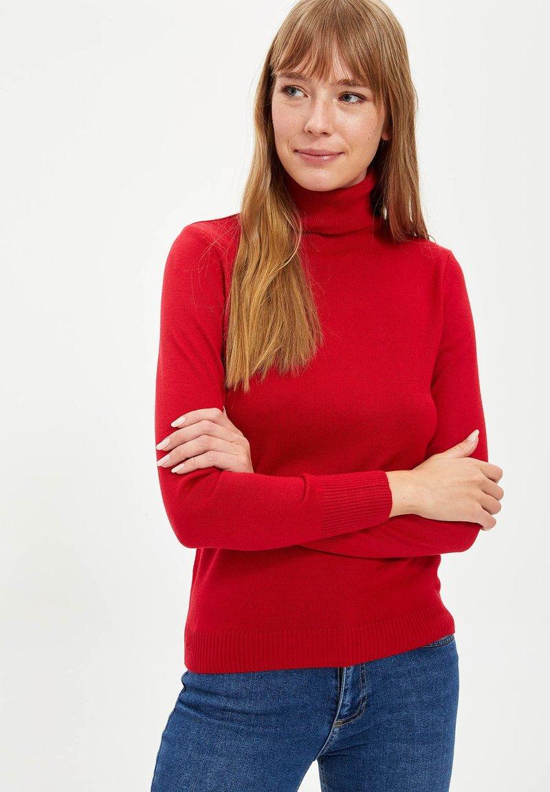 DeFacto - Jumper - red
