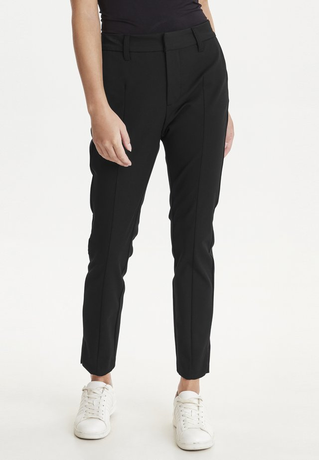 PZCLARA - Trousers - black