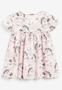 Next - Day dress - pink - 1