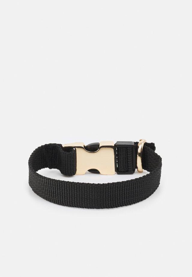 TRIBAL TECH CLIP BRACELET - Armband - black