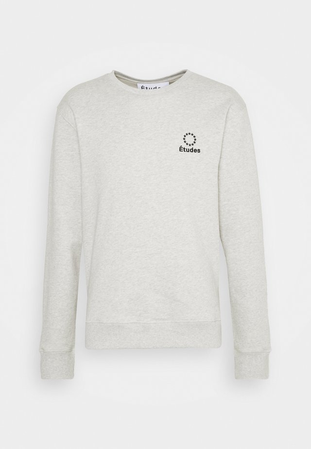 STORY LOGO UNISEX - Sweatshirt - heather grey