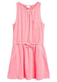 Next - Sukienka z dżerseju - pink - 0