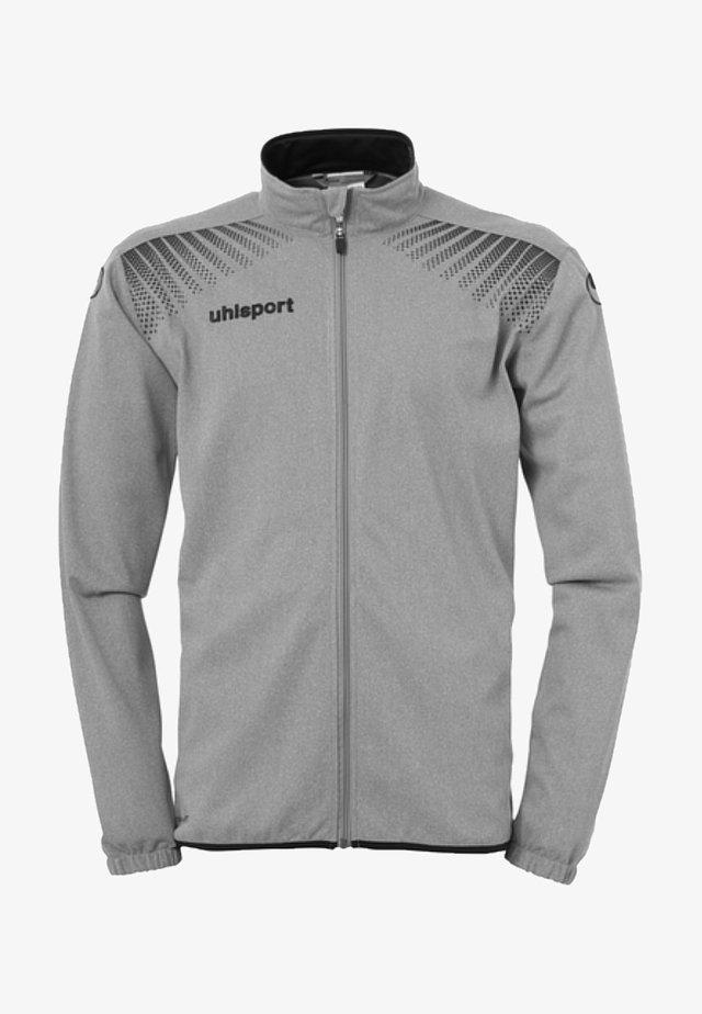 Training jacket - dark gray/black