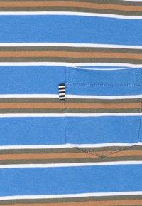 Mads Nørgaard - SUMMER STRIPE TROLINO - T-shirts print - palace blue - 2