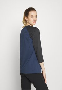The North Face - WOMENS CORREIA TEE - Langarmshirt - blue wing teal - 2