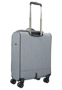 Stratic - FLOATING  - Wheeled suitcase - stone grey - 1