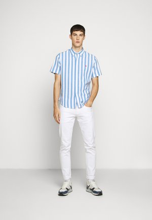 BEACH POPLIN - Shirt - blue