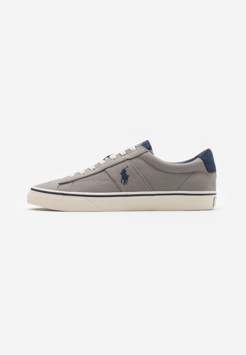 Polo Ralph Lauren - SAYER - Sneakers - athletic grey