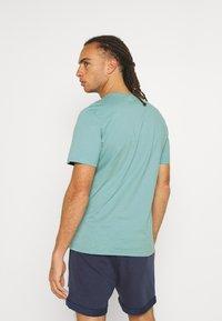 Fila - OWEN TEE - Basic T-shirt - cameo blue - 2
