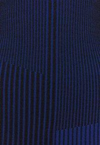 Hervé Léger - LONG SLEEVE MINI DRESS - Robe d'été - sapphire - 5