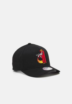 NBA HOUSTON ROCKETS LETTERMAN - Club wear - black