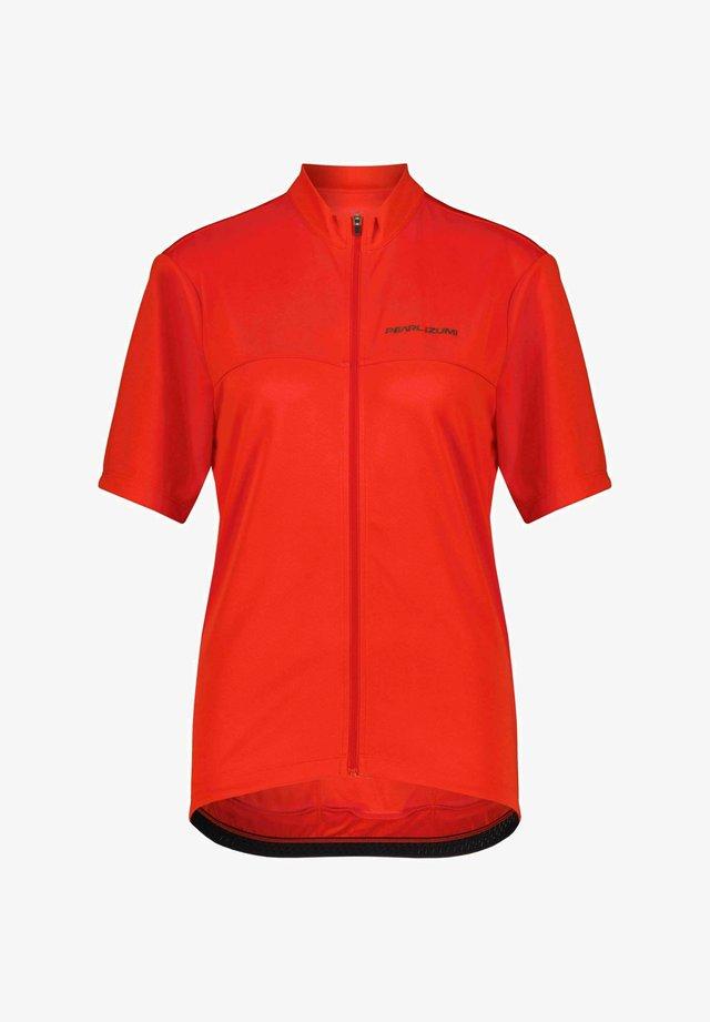 QUEST - Basic T-shirt - rot (500)