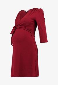 Envie de Fraise - RESA - Robe en jersey - burgundy - 3