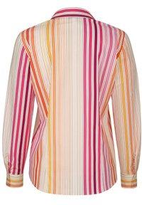 Alba Moda - Button-down blouse - orange/pink/sand - 6