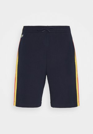 SHORT - Sports shorts - navy blue/marine/white