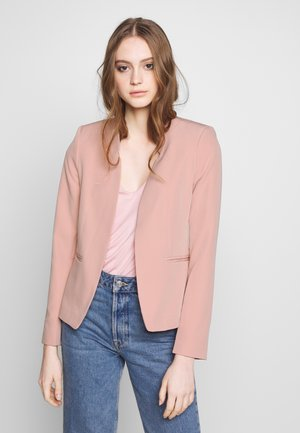 VISTRUCTURE OPEN - Blazer - misty rose