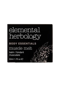 Elemental Herbology - MUSCLE MELT BALM - Idratante - - - 2
