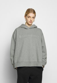 MM6 Maison Margiela - Mikina - melange grey - 0