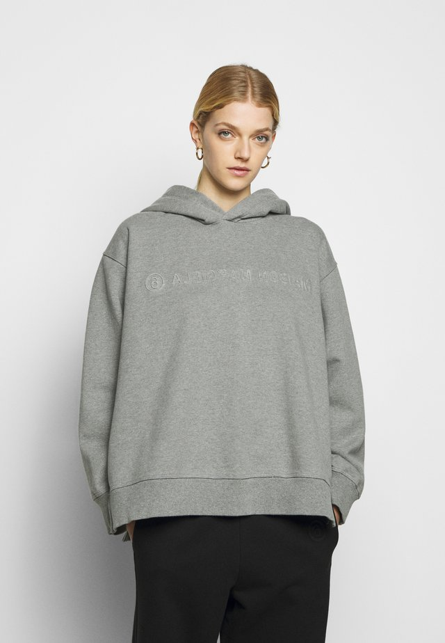 Sweatshirts - melange grey