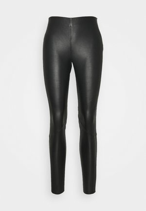 YASZEBA PANEL PANT  - Leggings - Hosen - black