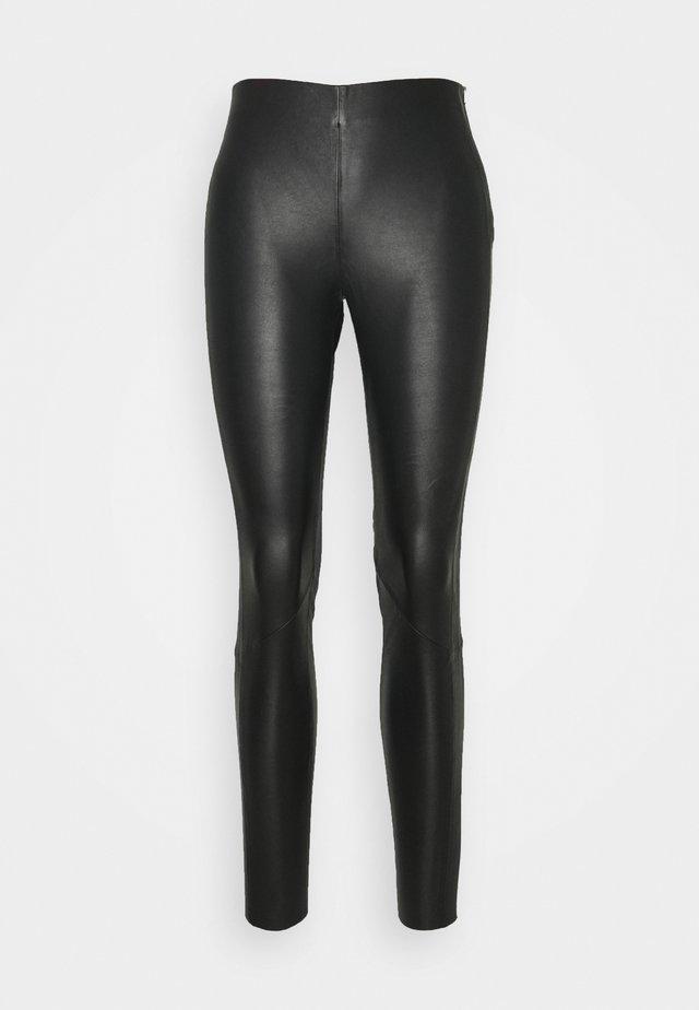 YASZEBA PANEL PANT  - Leggings - Trousers - black