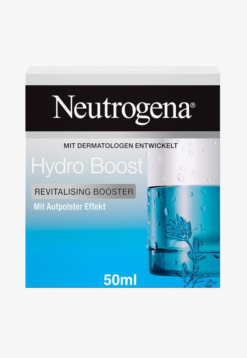 Neutrogena - GESICHTSPFLEGE HYDRO BOOST REVITALISING BOOSTER - Face cream - -