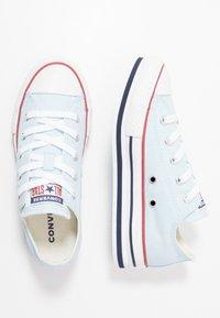 Converse - CHUCK TAYLOR ALL STAR PLATFORM EVA - Sneakers - agate blue/white/midnight navy - 0