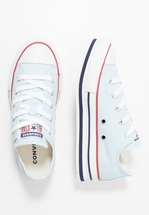 CHUCK TAYLOR ALL STAR PLATFORM EVA - Matalavartiset tennarit - agate blue/white/midnight navy