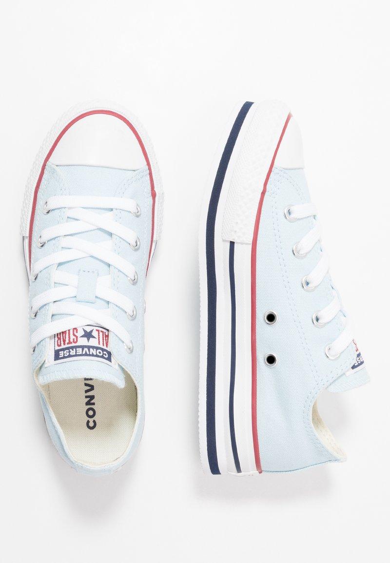 Converse - CHUCK TAYLOR ALL STAR PLATFORM EVA - Sneakers - agate blue/white/midnight navy