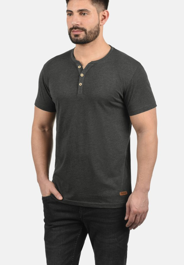 VOLKER - Basic T-shirt - dark grey