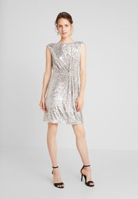 NAF NAF - LASHIN - Cocktail dress / Party dress - silver - 0
