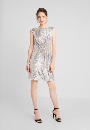 LASHIN - Cocktail dress / Party dress - silver