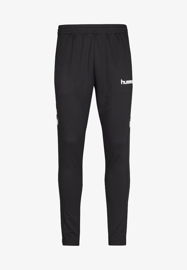 CORE FOOTBALL PANT - Verryttelyhousut - black
