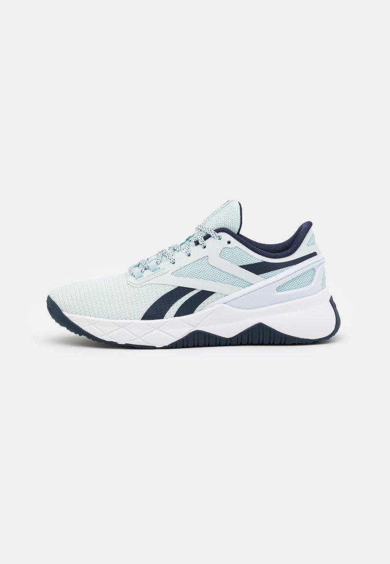 Reebok - NANOFLEX TR - Sportschoenen - blue/vector navy/footwear white
