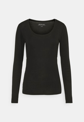 SORANA  - Long sleeved top - black